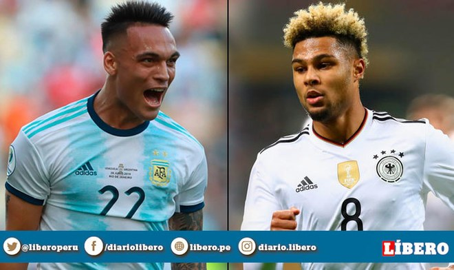 Argentina vs Alemania EN VIVO