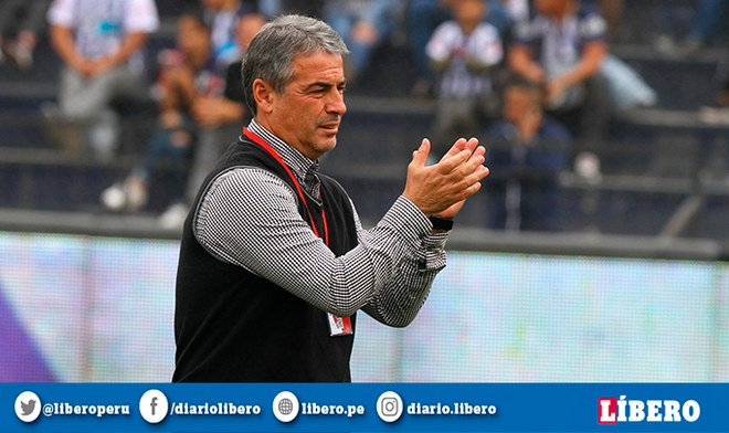 Pablo Bengoechea, Alianza Lima.