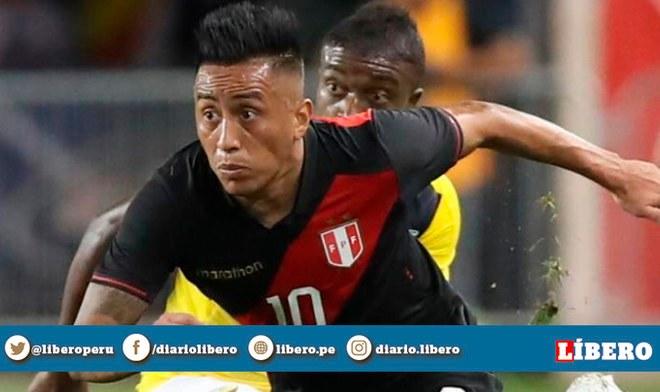 Twitter: Christian Cueva no será titular en el Perú vs Uruguay amistoso por fecha FIFA 2019 | Ricardo Gareca | Movistar Deportes
