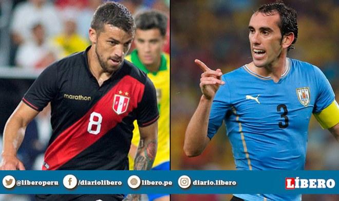 Perú vs Uruguay EN VIVO