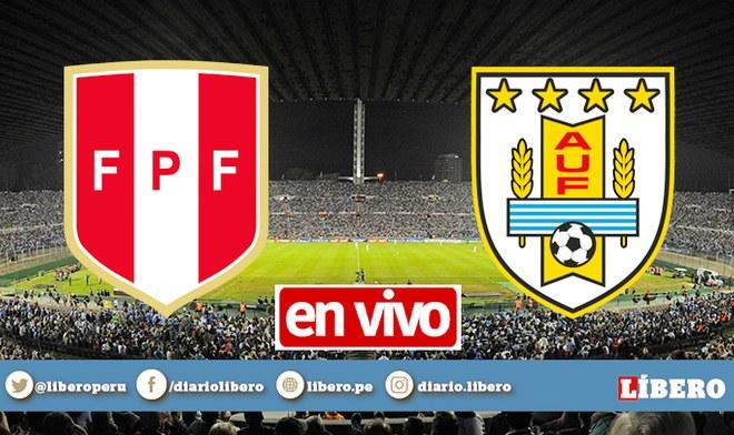 Perú vs Uruguay HOY EN VIVO Movistar Deportes ONLINE Amistoso Fecha FIFA GRATIS Latina Link Streaming hora VTV canales TV Live Sports Centenario VIDEO