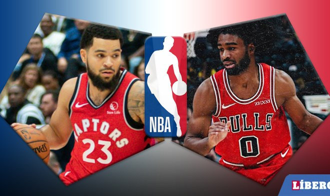 Toronto Raptors, Chicago Bulls, En vivo, DirecTV Sports, NBA, Básquet,
