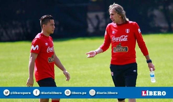Selección Peruana | Cristian Benavente le reveló a Ricardo Gareca porqué no aceptó jugar en el Perú vs Uruguay Copa América 2020 | YouTube VIDEO yt