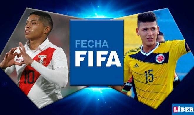 Perú vs Colombia EN VIVO
