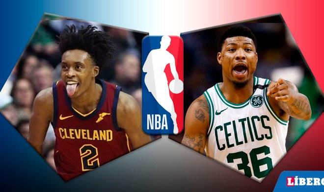 Básquet EN VIVO Cavaliers vs Celtics ONLINE ESPN Play GRATIS Link Stream Canal TNT TNT Sports hora México pretemporada NBA Live Sports Reddit VIDEO