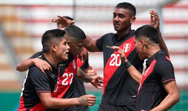 Perú, Colombia, FPF