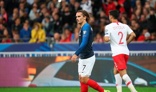 Francia, Turquía, Eurocopa 2020