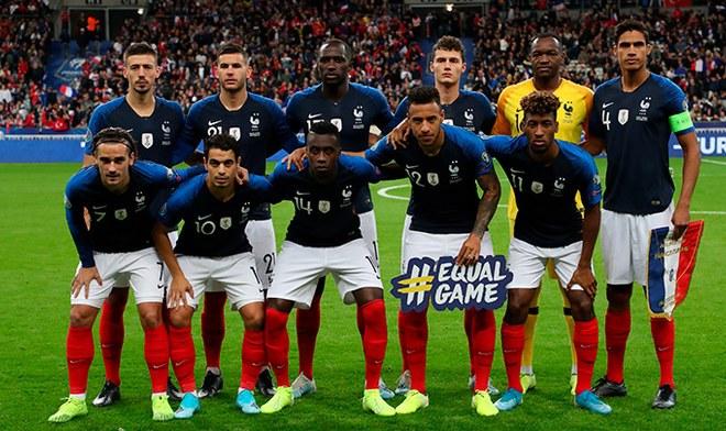 Francia, Turquía, Eurocopa 2020.