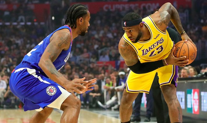 Lakers vs Clippers STREAM, LeBron James, NBA, Basquet