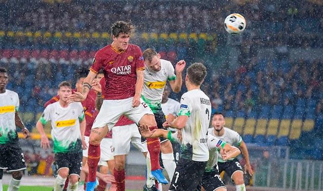 Roma, Borussia Mönchengladbach, Europa League.