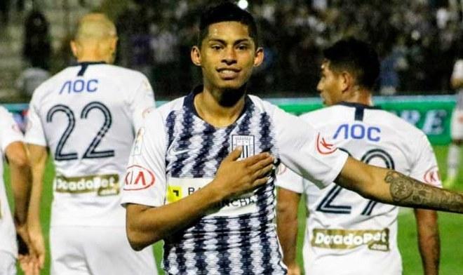 Alianza Lima 1-1 Alianza Universidad