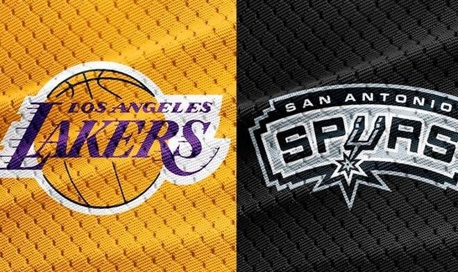 Lakers vs Spurs, NBA, Basquet, LeBron James, En vivo, DirecTV, Básque En Vivo