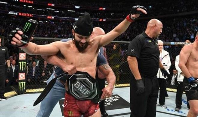 UFC 244: Jorge Masvidal venció a Nate Diaz por nocaut técnico VIDEO UFC Pelea GRATIS Resumen del evento UFC Resultados Cartelera UFC Fight Card YouTube