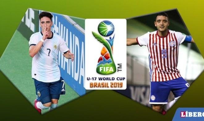 Argentina vs Paraguay EN VIVO TV Pública ONLINE Partido HOY Canal 7 TV Argentina Apurogol Mundial Sub 17 Brasil 2019 DirecTV Play Hora Link Streaming VIDEO