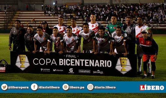 Atlético Grau campeón de la Copa Bicentenario