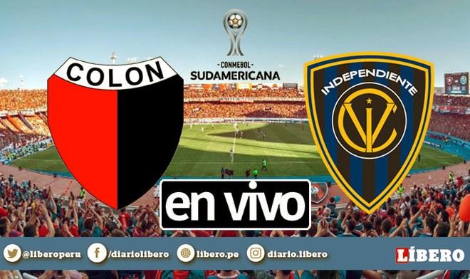 ESPN 2 EN VIVO Colón vs Independiente del Valle ONLINE DirecTV GRATIS Partido Final Copa Sudamericana 2019 Apurogol Argentina TV Hora Canal Fútbol Ecuador VIDEO