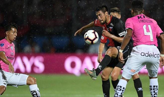 Colon vs independiente del valle copa sudamericana 2019