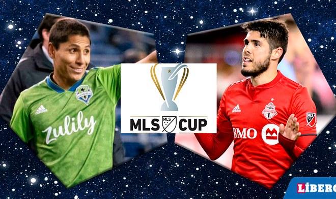 ESPN EN VIVO Seattle Sounders vs Toronto ONLINE TUDN Final MLS Live Canal ESPN 3 TV GOL Raúl Ruidíaz Hora peruana Estados Unidos Live Sports VIDEO