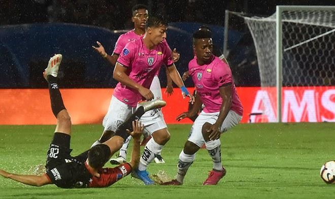 final copa sudamericana 2019 colon vs independiente del valle