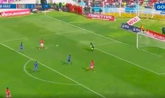 Cienciano vs Santos: Doblete de Breno Naranjo para el 3-0 [VIDEO]