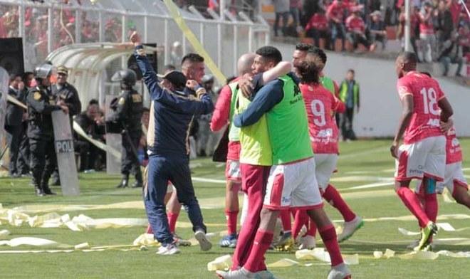 Cienciano. Crédito: Liga 1 Movistar