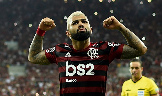 River Plate, Flamengo, Copa Libertadores