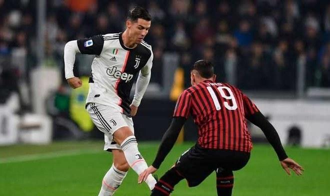 Cristiano Ronaldo. Créditos: Difusión