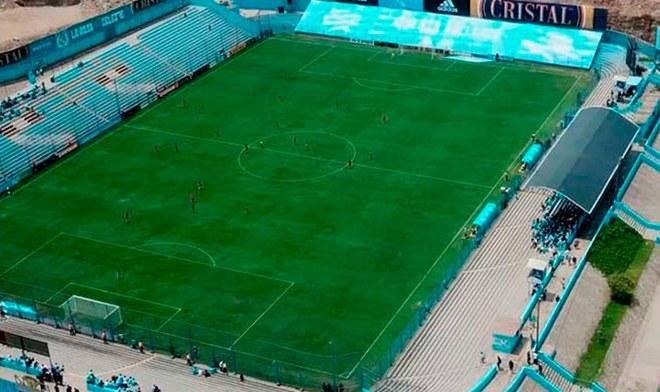 Sporting Cristal, estadio Alberto Gallardo, Torneo Clausura