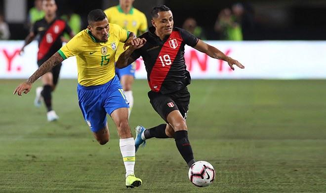 Selección de Brasil, Amistosos internacionales