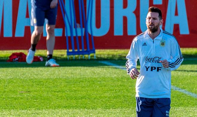 Selección Argentina, amistosos internacionales