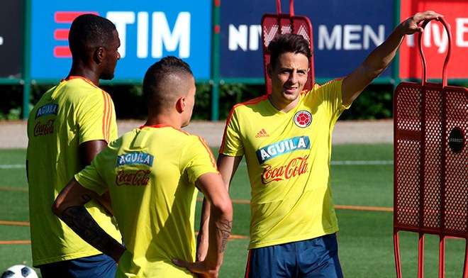 Selección de Colombia, Amistosos Internacionales