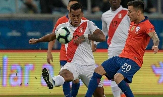 Perú vs Chile - Copa América 2019. Crédito: Difusión