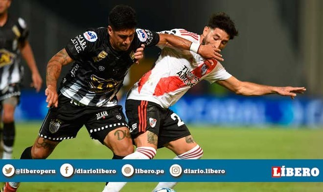 River vs Estudiantes