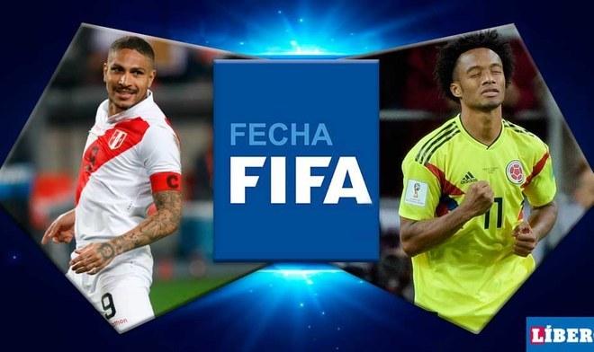 Perú vs Colombia EN VIVO Movistar GOL Perú Caracol TV y Latina TV