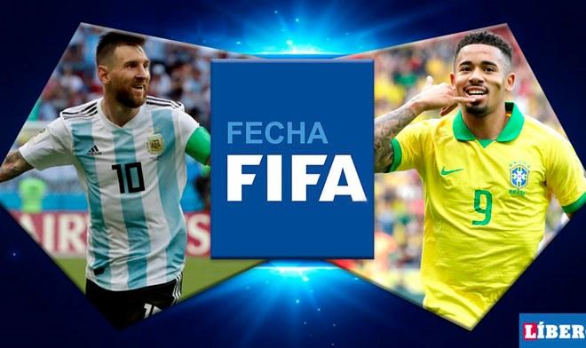 Argentina vs Brasil EN VIVO DirecTV ONLINE GRATIS TyC Sports Fecha FIFA 2019 Hora México canal TV BeIN Estados Unidos DAZN España VIDEO