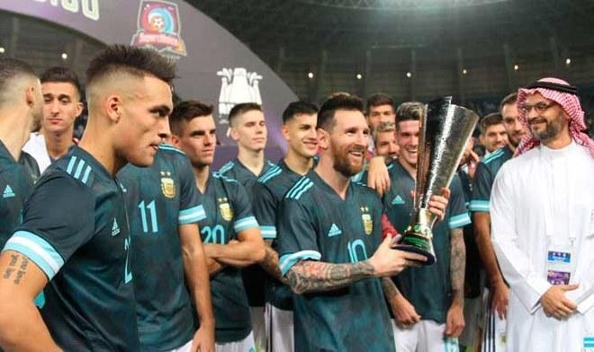 Argentina vs Brasil.