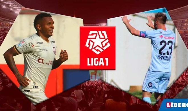 GOL TV EN VIVO Universitario vs Garcilaso ONLINE