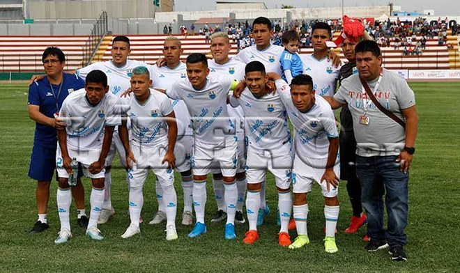 Llacuabamba vs Sport Estrella