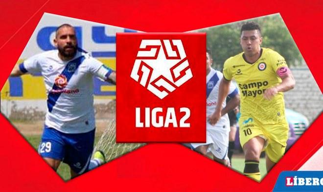 Alianza Atlético vs Coopsol  , Liga 2