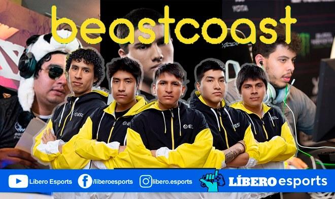Dota 2 | Conoce la hora y los rivales de Beastacoast en las clasificatorias cerradas para la DreamLeague
