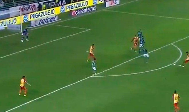 YouTube Edison Flores anotó Monarcas Morelia vs León Liguillas Liga MX cuartos final Apertura 2019 video
