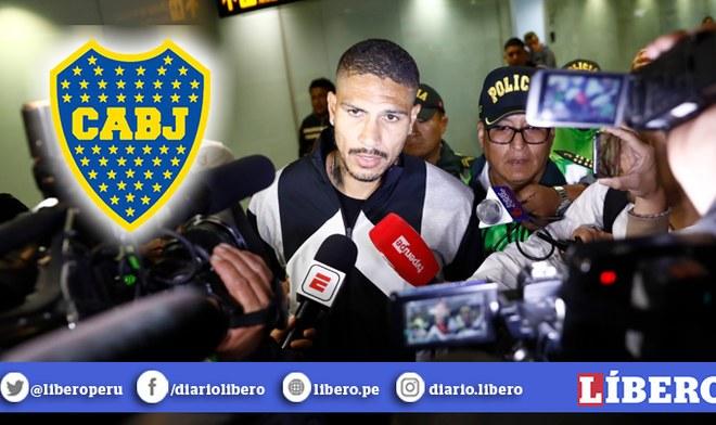 ¡Atención! Paolo Guerrero rompió su silencio y se refirió al interés de Boca Juniors sobre él
