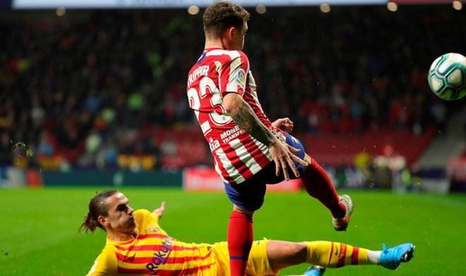 Barcelona vs Atlético Madrid