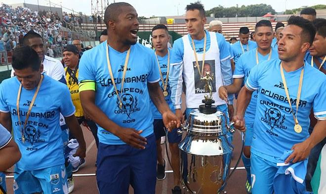 Carlos Stein pedirá los puntos por alineación indebida de Deportivo Llacuabamba | Copa Perú