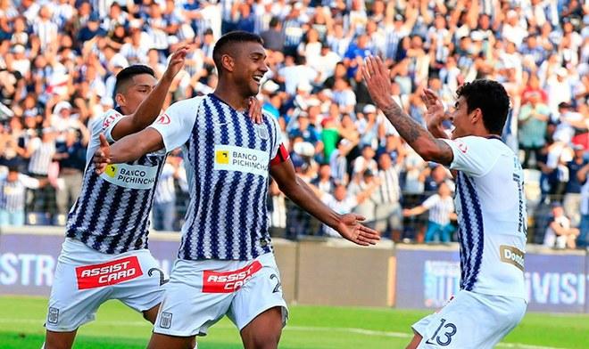 Alianza Lima, Sporting Cristal, semifinal