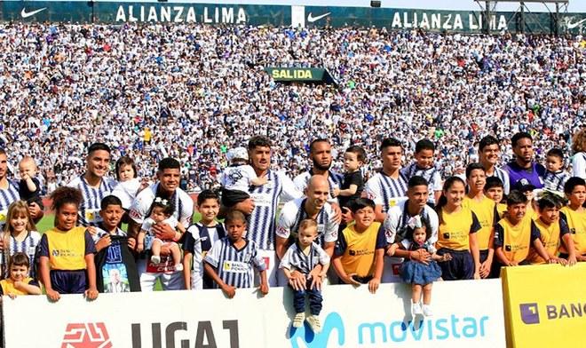 Alianza Lima, Sporting Cristal.