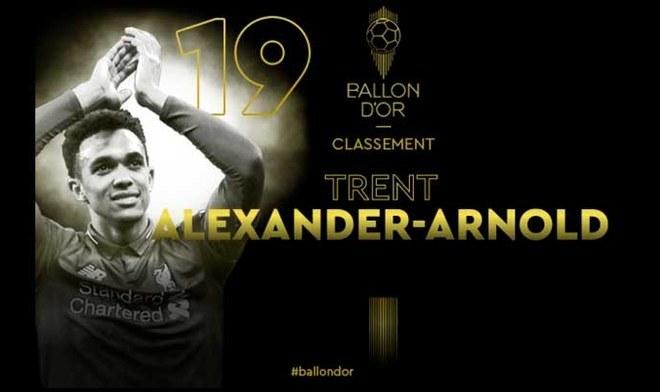 Trent Alexander-Arnold