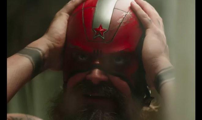 Black Widow tráiler: Guardián Rojo David Harbour Red Guardian capitán américa | Scarlett Johansson | Marvel | Avengers | YouTube