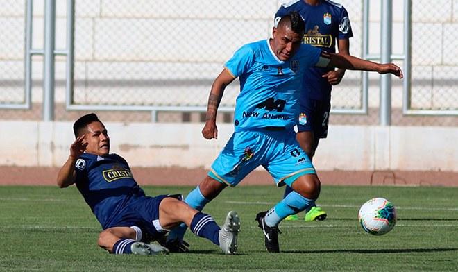 Binacional, Sporting Cristal