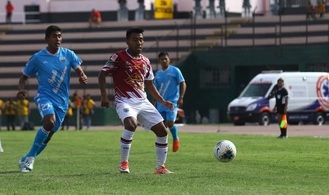 Carlos Stein, Copa Perú